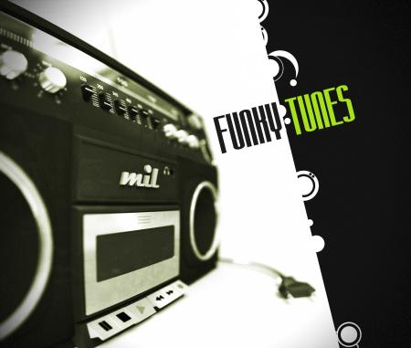 Mil - Funky tunes (2007)
